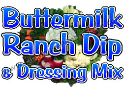 Ranch Dip & Dressing Mix